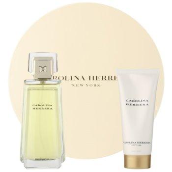 Carolina Herrera Herrera kit regalo IV eau de parfum 100 ml + latte corpo 100 ml