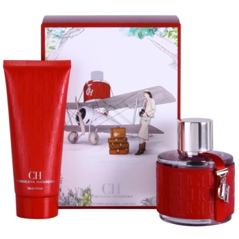 Carolina Herrera CH kit regalo I eau de toilette 100 ml + latte corpo 100 ml