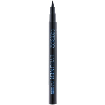 Catrice Stylist eyeliner waterproof in pennarello colore 010 Black 1 ml