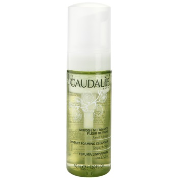 Caudalie Cleaners&Toners mousse detergente (Instant Foaming Cleanser) 50 ml