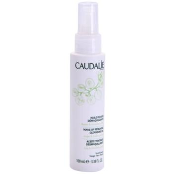 Caudalie Cleaners&Toners olio struccante per pelli sensibili (Grep & Sweet Almond) 100 ml