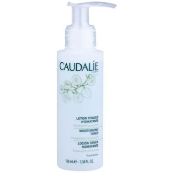 Caudalie Cleaners&Toners lozione tonica idratante per viso e occhi (Moisturizing Toner) 100 ml