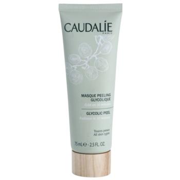 Caudalie Masks&Scrubs maschera esfoliante illuminante (Radiance in 10 Minutes) 75 ml