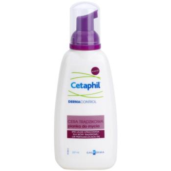 Cetaphil DermaControl mousse detergente per pelli grasse con tendenza all'acne 237 ml