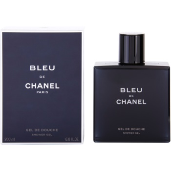 Chanel Bleu de Chanel gel doccia per uomo 200 ml