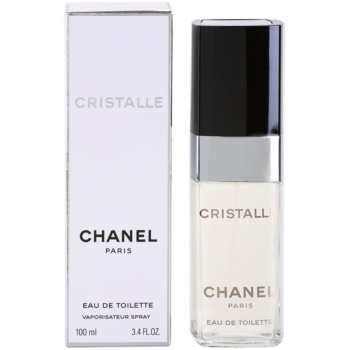 Chanel Cristalle eau de toilette per donna 100 ml