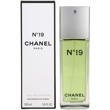 Chanel No.19 eau de toilette per donna 100 ml