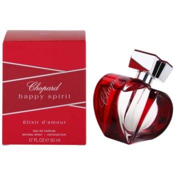 Chopard Happy Spirit Elixir d´Amour eau de parfum per donna 50 ml