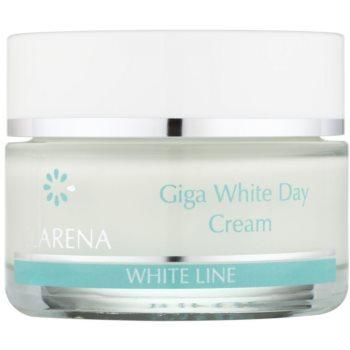 Clarena White Line Giga crema giorno schiarente per uniformare il colore della pelle 50 ml