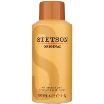 Coty Stetson Original spray corpo per uomo 118 ml
