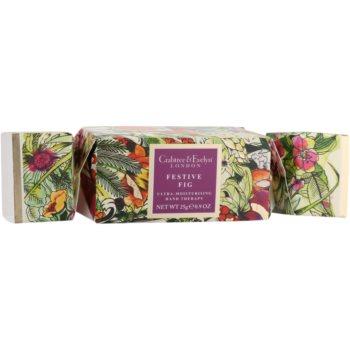 Crabtree & Evelyn Festive Fig crema idratante intensa per le mani (Ultra-Moisturising Hand Therapy) 25 g