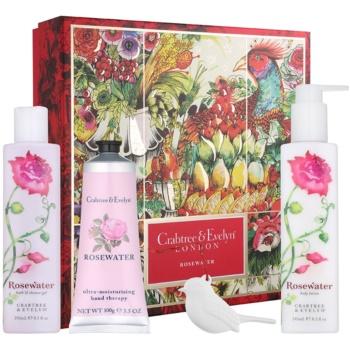 Crabtree & Evelyn Rosewater set di cosmetici II.