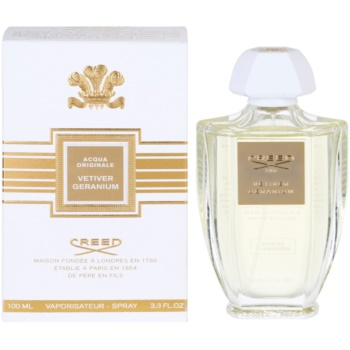 Creed Acqua Originale Vetiver Geranium eau de parfum per uomo 100 ml