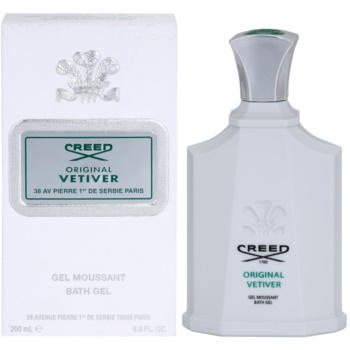 Creed Original Vetiver gel doccia per uomo 200 ml