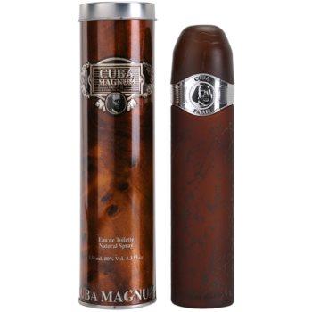 Cuba Magnum Black eau de toilette per uomo 130 ml