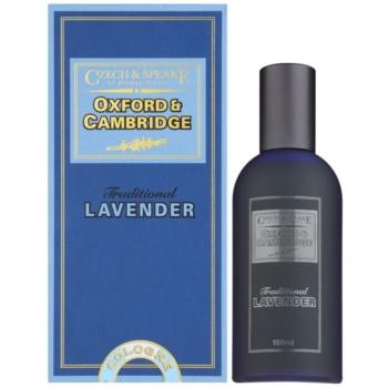 Czech & Speake Oxford & Cambridge acqua di Colonia unisex 100 ml