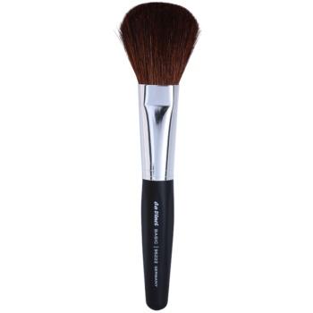 da Vinci Basic pennello ovale per cipria No. 95222 (Oval Powder Brush, Brown Mountain Goat Hair)