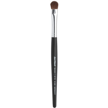da Vinci Basic pennello per ombretti No. 4122 (Eye Shadow Brush, Brown Pony Hair)