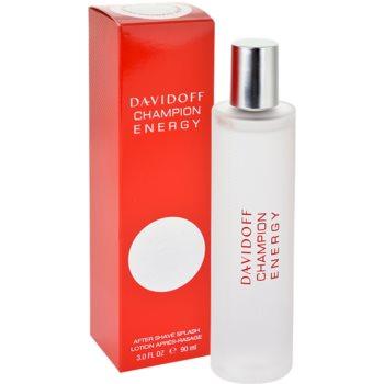 Davidoff Champion Energy lozione post-rasatura per uomo 90 ml