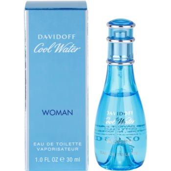 Davidoff Cool Water Woman eau de toilette per donna 30 ml