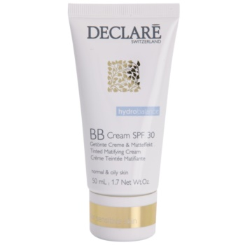 Declaré Hydro Balance BB cream opacizzante SPF 30 (Tinted Matifying Cream) 50 ml