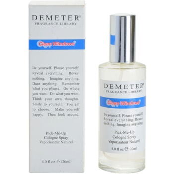 Demeter Clean Windows acqua di Colonia unisex 120 ml