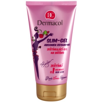 Dermacol Enja Body Love Program gel dimagrante per l'addome (Body Love Program) 150 ml