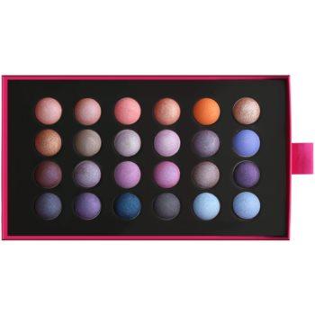 Dermacol Color Sensation BonBon palette di ombretti colore č.V 24 x 0,5 g
