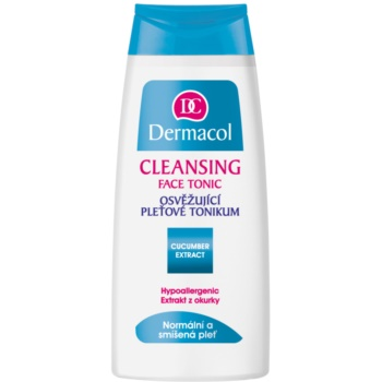 Dermacol Cleansing lozione tonica rinfrescante viso (Face Tonic for normal to combination skin) 200 ml