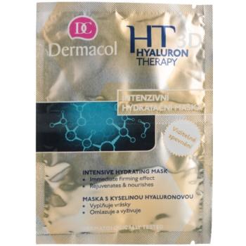 Dermacol HT 3D maschera idratante intensiva con acido ialuronico (Intensive Hydrating Mask) 16 g