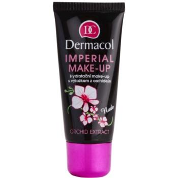 Dermacol Imperial fondotinta idratante con estratto di orchidea colore Nude (Moisturizing Make-Up with Orchid Extract) 30 ml