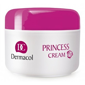 Dermacol Dry Skin Program Princess Cream crema giorno nutriente idratante con estratti di alghe marine (Nourishing Cream for Dry Skin with Seaweed Extracts) 50 ml