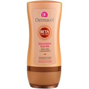 Dermacol After Sun latte corpo per prolungare la durata dell'abbronzatura (Beta Carotene Body Milk) 200 ml