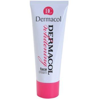 Dermacol Whitening crema schiarente viso contro le macchie della pelle (Day and Night Whitening Face Cream) 50 ml