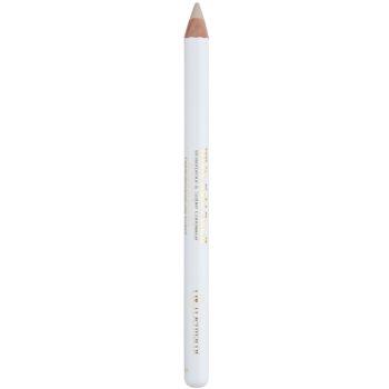 Dermacol White Kohl Pencil matita per gli occhi di kajal colore White 1,14 g