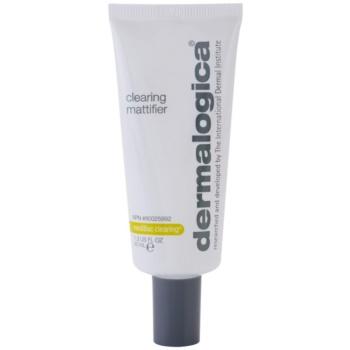 Dermalogica mediBac clearing balsamo opacizzante per accelerare la cicatrizzazione (Clearing Mattifier) 40 ml