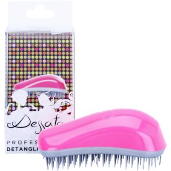 Dessata Original spazzola per capelli Fuchsia – Silver