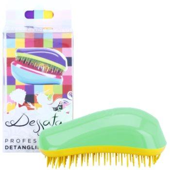 Dessata Original spazzola per capelli Green - Yellow