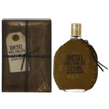 Diesel Fuel for Life Homme eau de toilette per uomo 125 ml