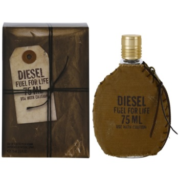 Diesel Fuel for Life Homme eau de toilette per uomo 75 ml