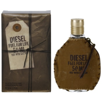 Diesel Fuel for Life Homme eau de toilette per uomo 50 ml