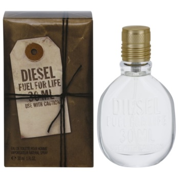 Diesel Fuel for Life Homme eau de toilette per uomo 30 ml