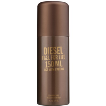 Diesel Fuel for Life Homme deospray per uomo 150 ml