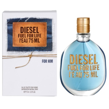Diesel Fuel for Life L'Eau eau de toilette per uomo 75 ml