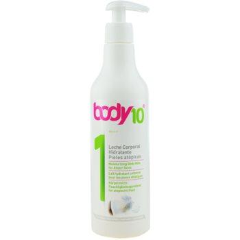 Diet Esthetic Body 10 latte idratante corpo per pelli atopiche (Moisturizing Body Milk for Atopic Skin) 500 ml