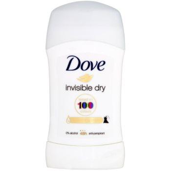 Dove Invisible Dry antitraspirante solido contro le macchie bianche 48 ore 40 ml