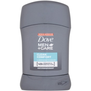 Dove Men+Care Clean Comfort antitraspirante solido 48 ore 50 ml