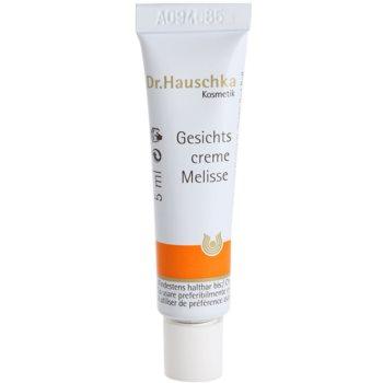 Dr. Hauschka Facial Care crema giorno con melissa (Melissa Day Cream) 5 ml