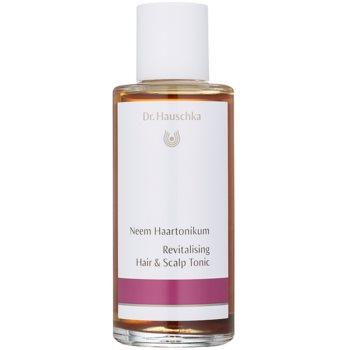 Dr. Hauschka Hair Care lozione tonico rivitalizzante per capelli e cuoio capelluto (Fortifies and Invigorates with Neem Leaf Extract) 100 ml