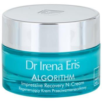 Dr Irena Eris AlgoRithm 40+ crema notte rigenerante antirughe 50 ml